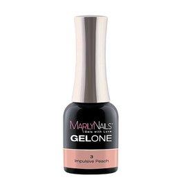MarilyNails MN GelOne - Impulsive Peach #3