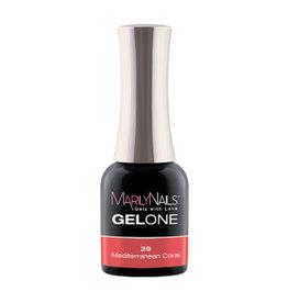 MarilyNails MN GelOne - Mediterranean Coral #29