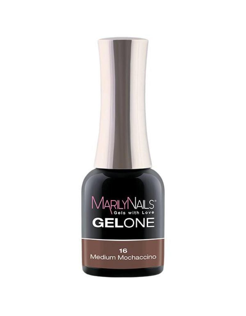 MarilyNails MN GelOne - Medium Mochaccino #16