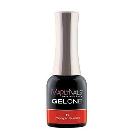 MarilyNails MN GelOne - Poppy In Sunset #8