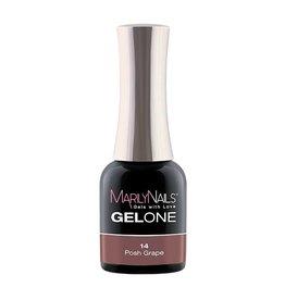 MarilyNails MN GelOne - Posh Grape #14