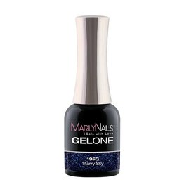 MarilyNails MN GelOne - Starry Sky #19FG