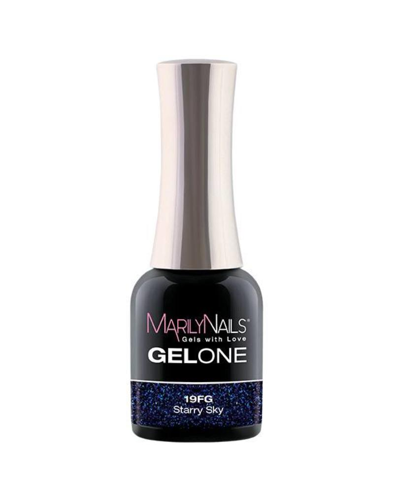 MarilyNails MN GelOne - Starry Sky #19FG