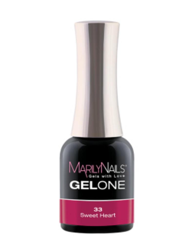 MarilyNails MN GelOne - Sweet Heart #33