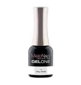 MarilyNails MN GelOne - Very White #1
