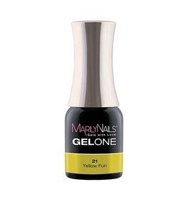 MarilyNails MN GelOne - Yellow Fun #21