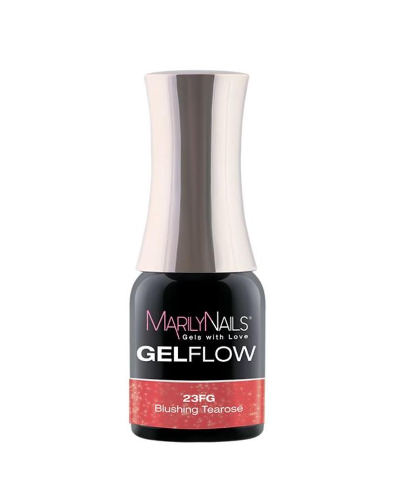 MarilyNails MN GelFlow - Blushing Tearose #23FG
