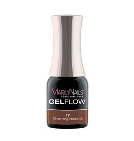 MarilyNails MN GelFlow - Charming Noisette #17