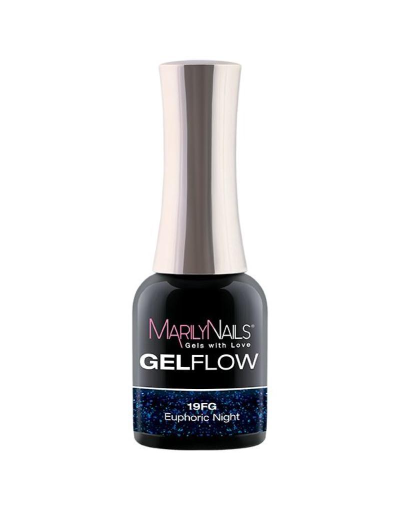 MarilyNails MN GelFlow - Euphoric Night #19FG