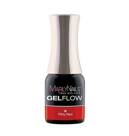 MarilyNails MN GelFlow - Flitry Red #9