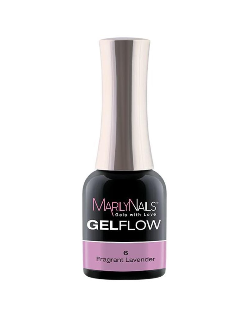 MarilyNails MN GelFlow - Fragrant Lavender #6