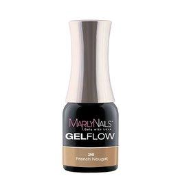 MarilyNails MN GelFlow - French Nougat #26