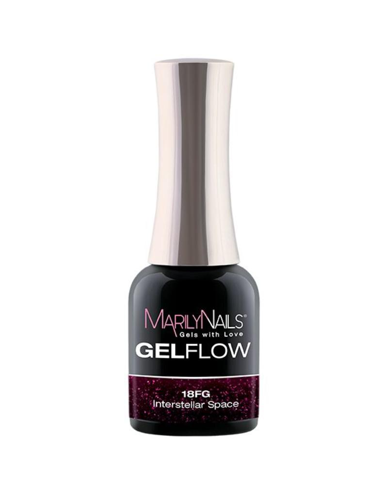 MarilyNails MN GelFlow - Interstellar Space #18FG
