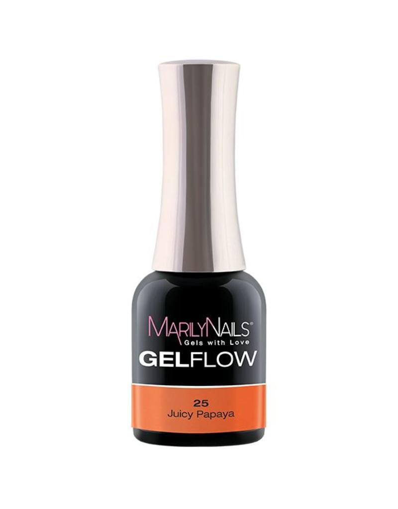 MarilyNails MN GelFlow - Juicy Papaya #25