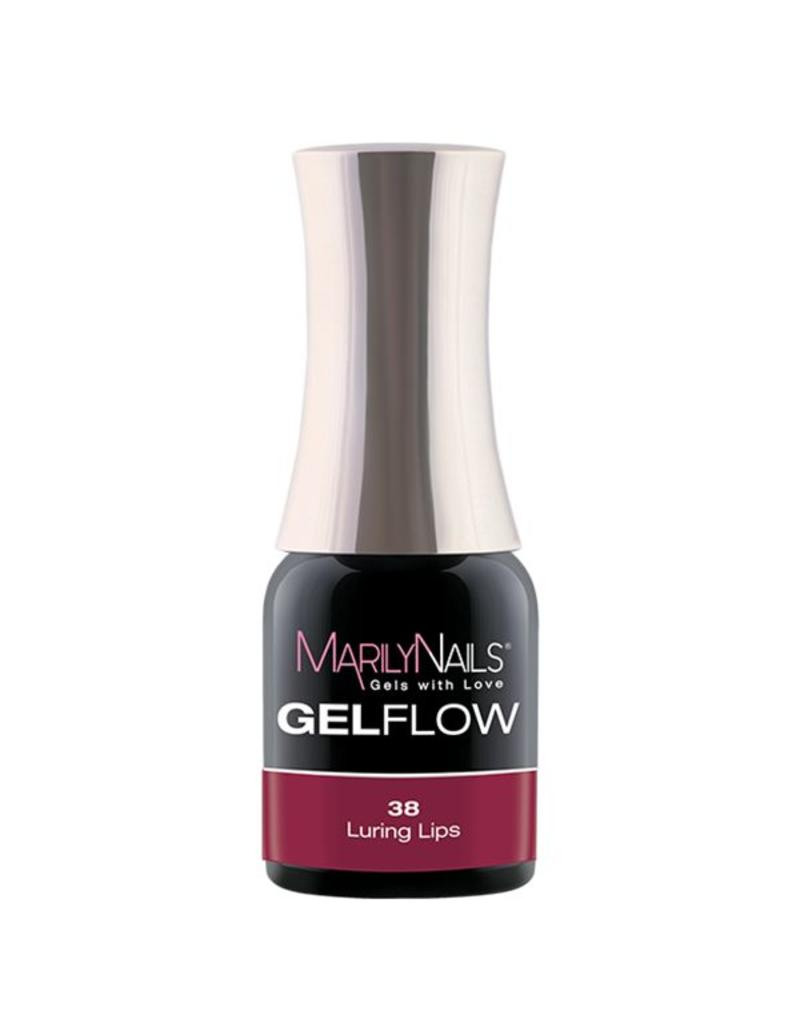 MarilyNails MN GelFlow - Luring Lips #38