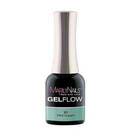 MarilyNails MN GelFlow - Mint Dream #21