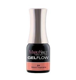 MarilyNails MN GelFlow - Mood Tropicana #24