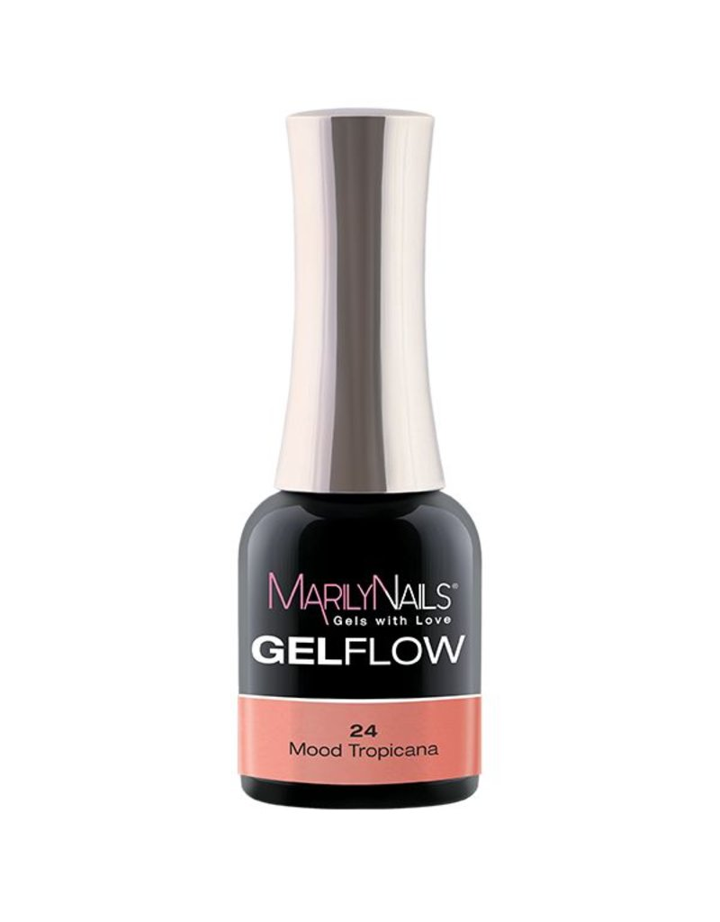 MarilyNails MN GelFlow - Mood Tropicana #24