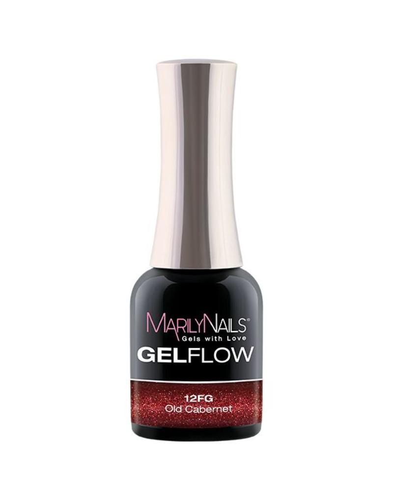 MarilyNails MN GelFlow - Old Cabernet #12FG