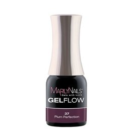 MarilyNails MN GelFlow - Plum Perfection #37