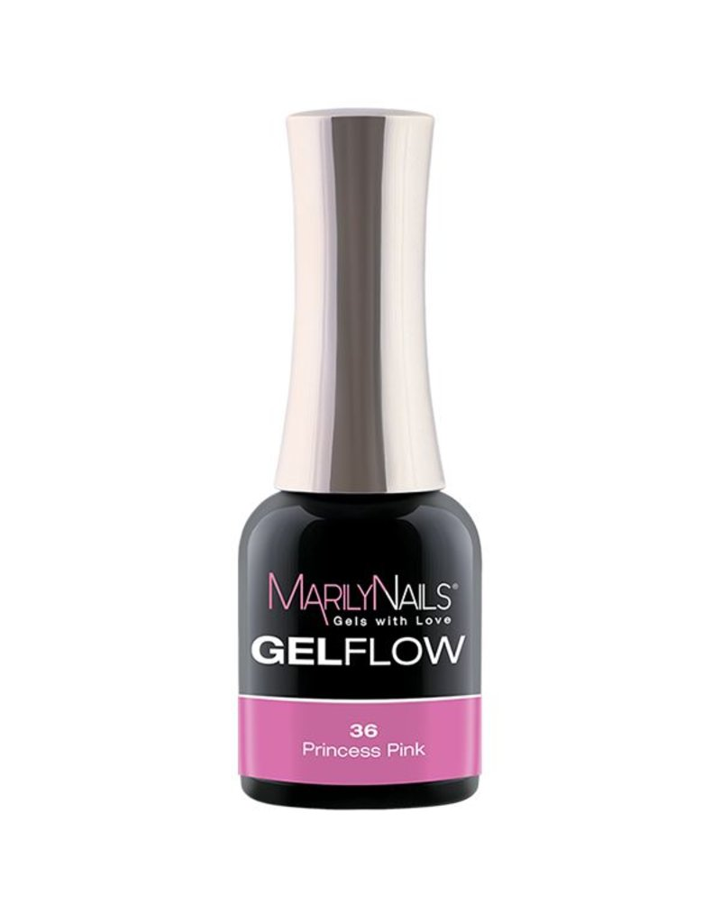 MarilyNails MN GelFlow - Princess Pink #36