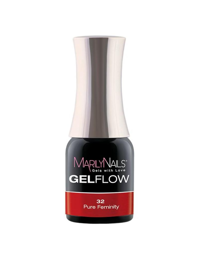 MarilyNails MN GelFlow - Pure Feminity #32