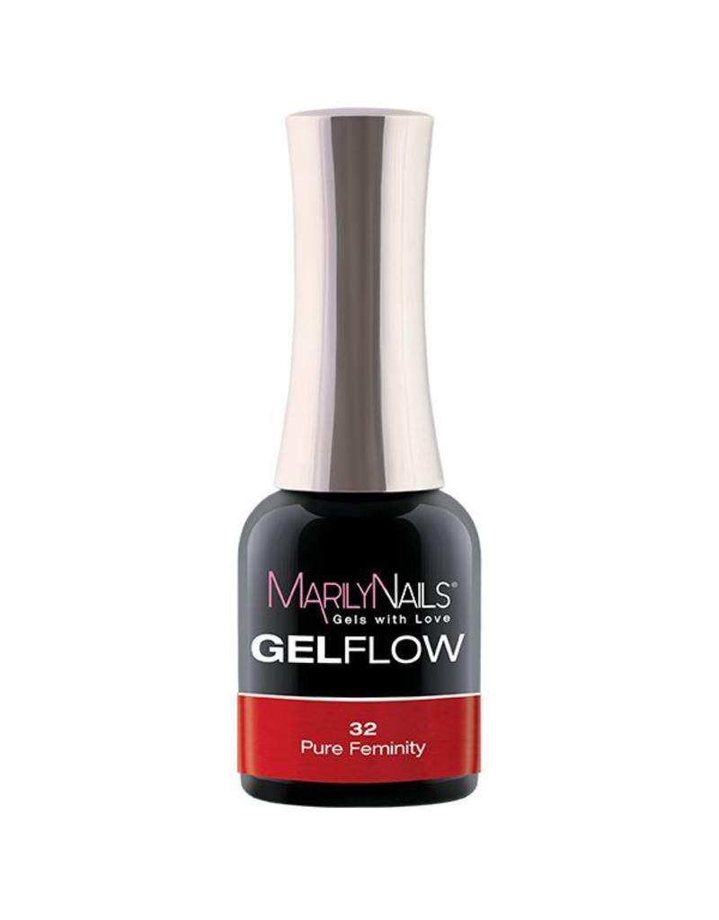 MarilyNails MN GelFlow - Pure Feminity #32