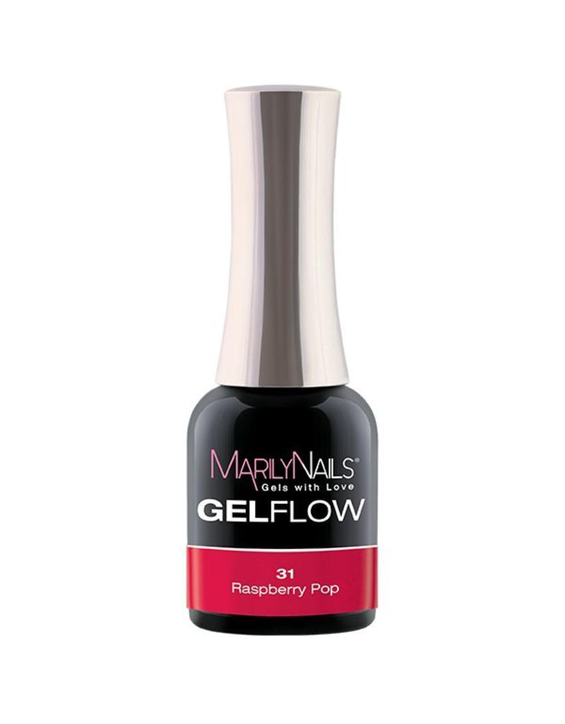 MarilyNails MN GelFlow - Rasberry Pop #31