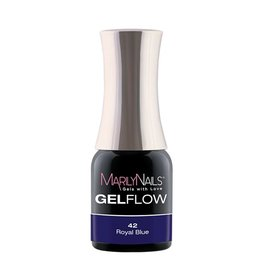 MarilyNails MN GelFlow - Royal Blue #42G