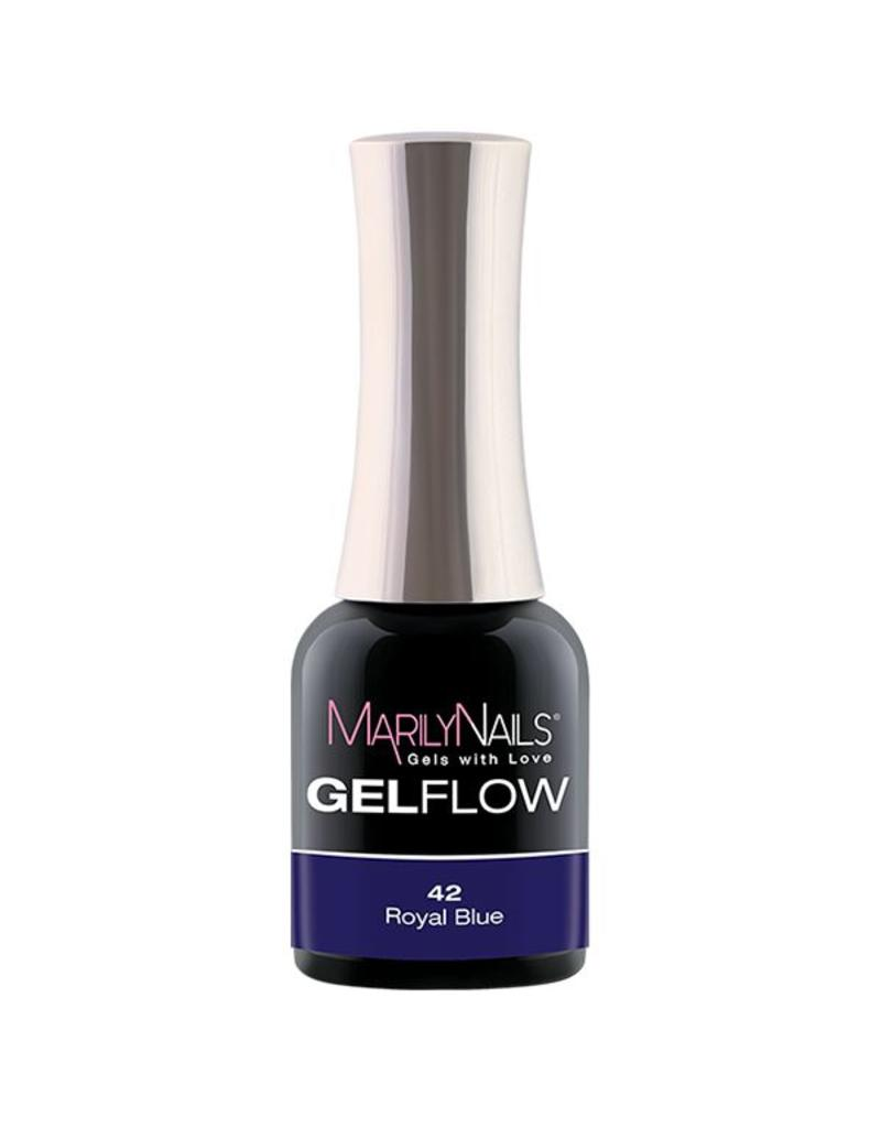 MarilyNails MN GelFlow - Royal Blue #42G