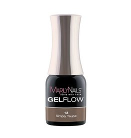 MarilyNails MN GelFlow - Simply Taupe #13