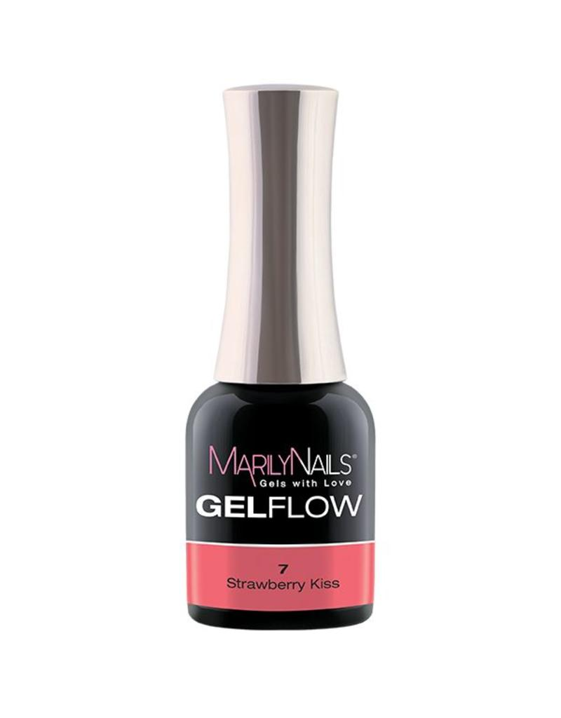 MarilyNails MN GelFlow - Strawberry Kiss #7