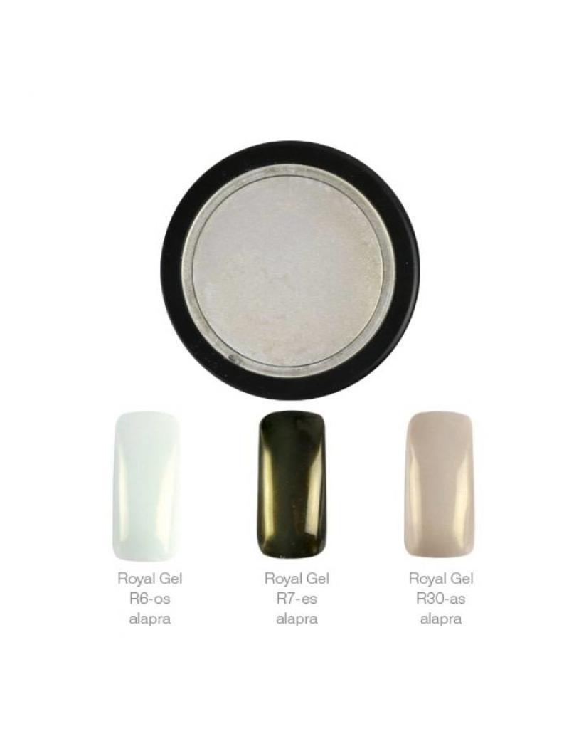 Crystal Nails CN ChromeMirror Pigment Shiny Pearl 1