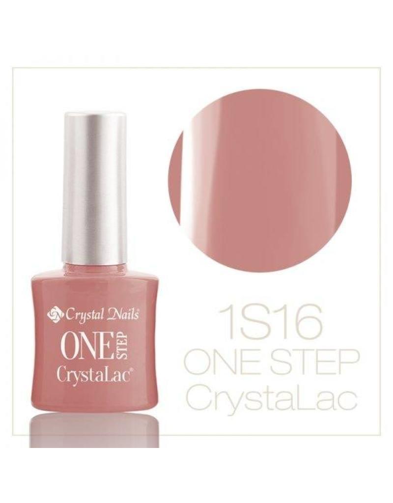 Crystal Nails CN One Step Crystalac 4 ml  #16
