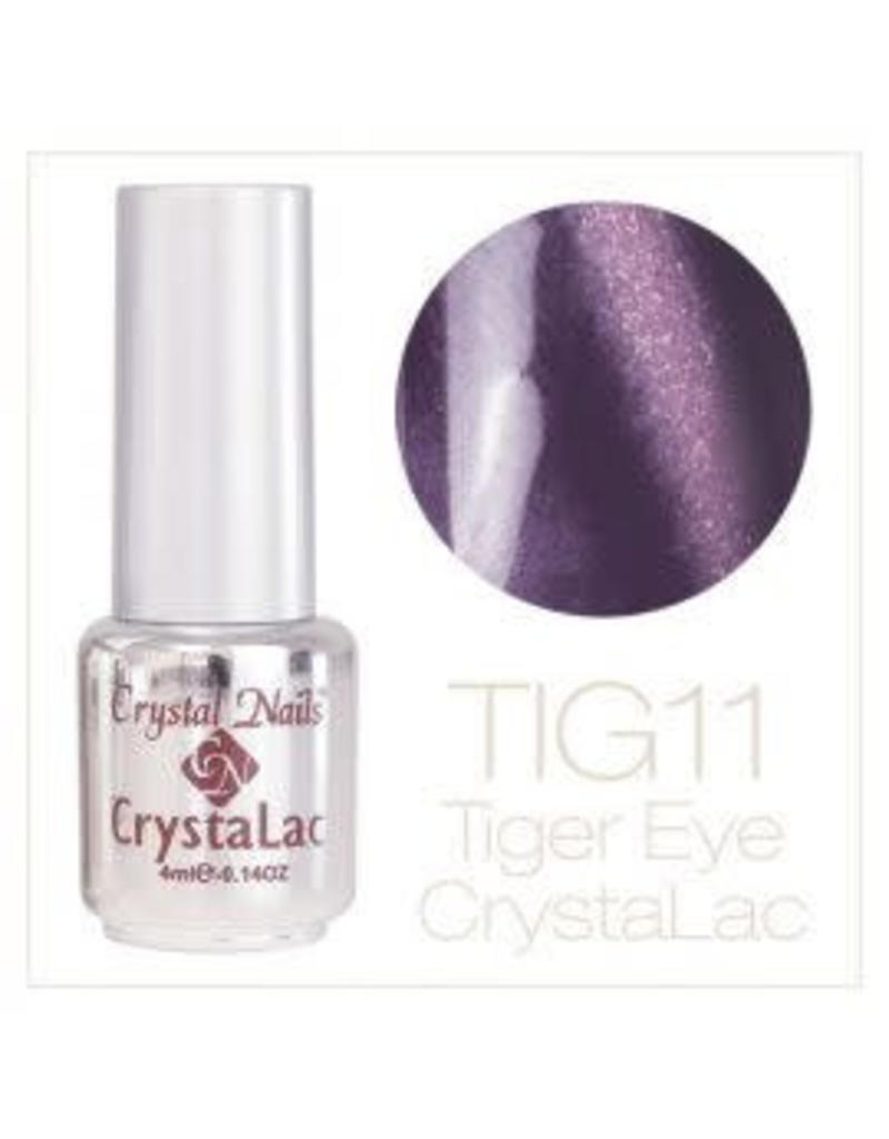 Crystal Nails CN Tiger Eye Crystalac 4 ml.  #11
