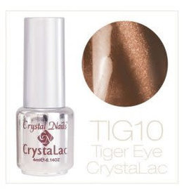 Crystal Nails CN Tiger Eye Crystalac 4 ml.  #10