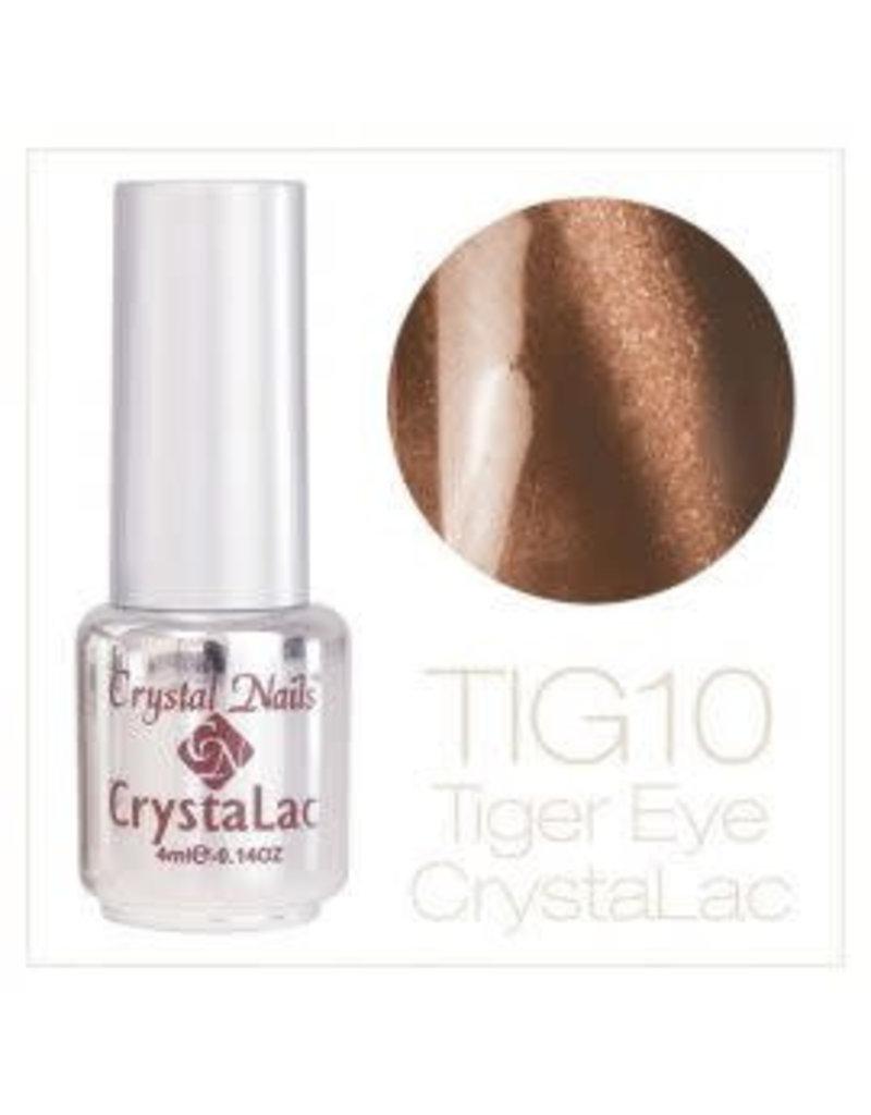 Crystal Nails CN Tiger Eye Crystalac 4 ml.  #10