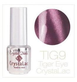 Crystal Nails CN Tiger Eye Crystalac 4 ml.  #09