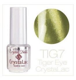 Crystal Nails CN Tiger Eye Crystalac 4 ml.  #07