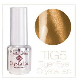 Crystal Nails CN Tiger Eye Crystalac 4 ml.  #05