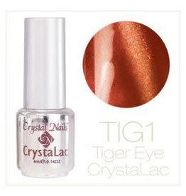 Crystal Nails CN Tiger Eye Crystalac 4 ml.  #01