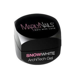 MarilyNails MN ArchiTech-Snow White 13 ml.