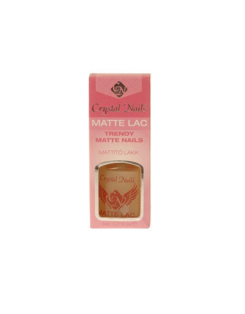 Crystal Nails CN Matte Lac 8 ml.
