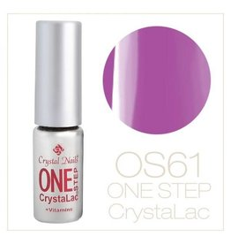 Crystal Nails CN One Step Crystalac 4 ml  #61