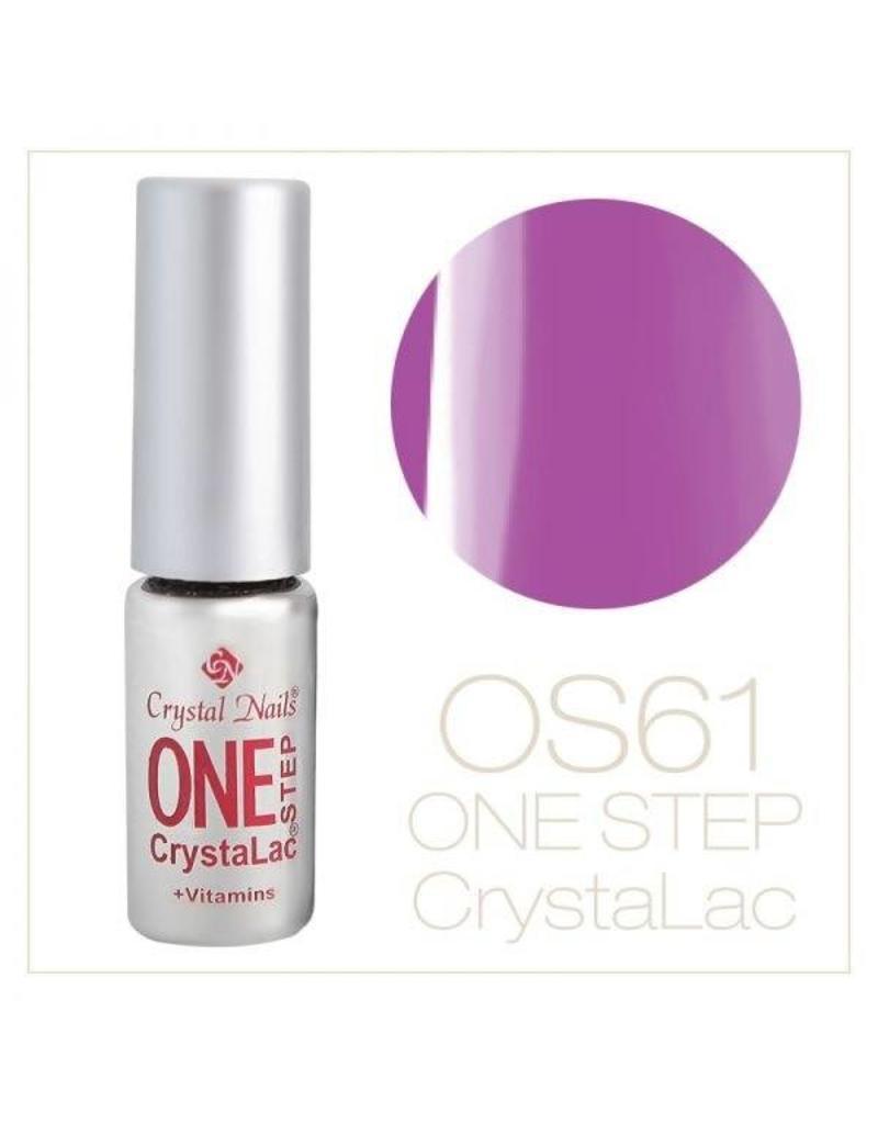 Crystal Nails CN One Step Crystalac 4 ml  #61