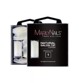 MarilyNails MN Natural Tips refill 50 stuks