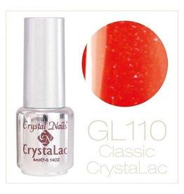 Crystal Nails CN Crystalac 4 ml  GL 110 (Glitter)