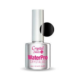 Crystal Nails CN WaterPro Crystalac 4 ml. Black