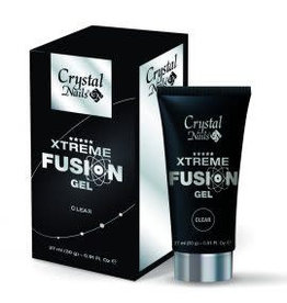 Crystal Nails CN xtreme Fusion Gel - clear 30 gr.