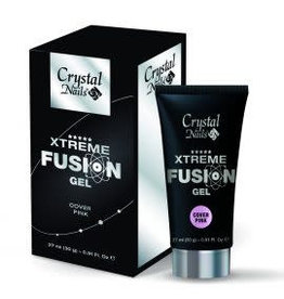 Crystal Nails CN xtreme Fusion Gel cover pink 30 gr.